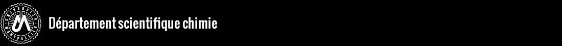 Département scientifique chimie Logo